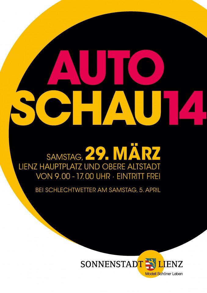 Autoschau14_Plakat